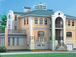 Каркасные дома более 500 кв м