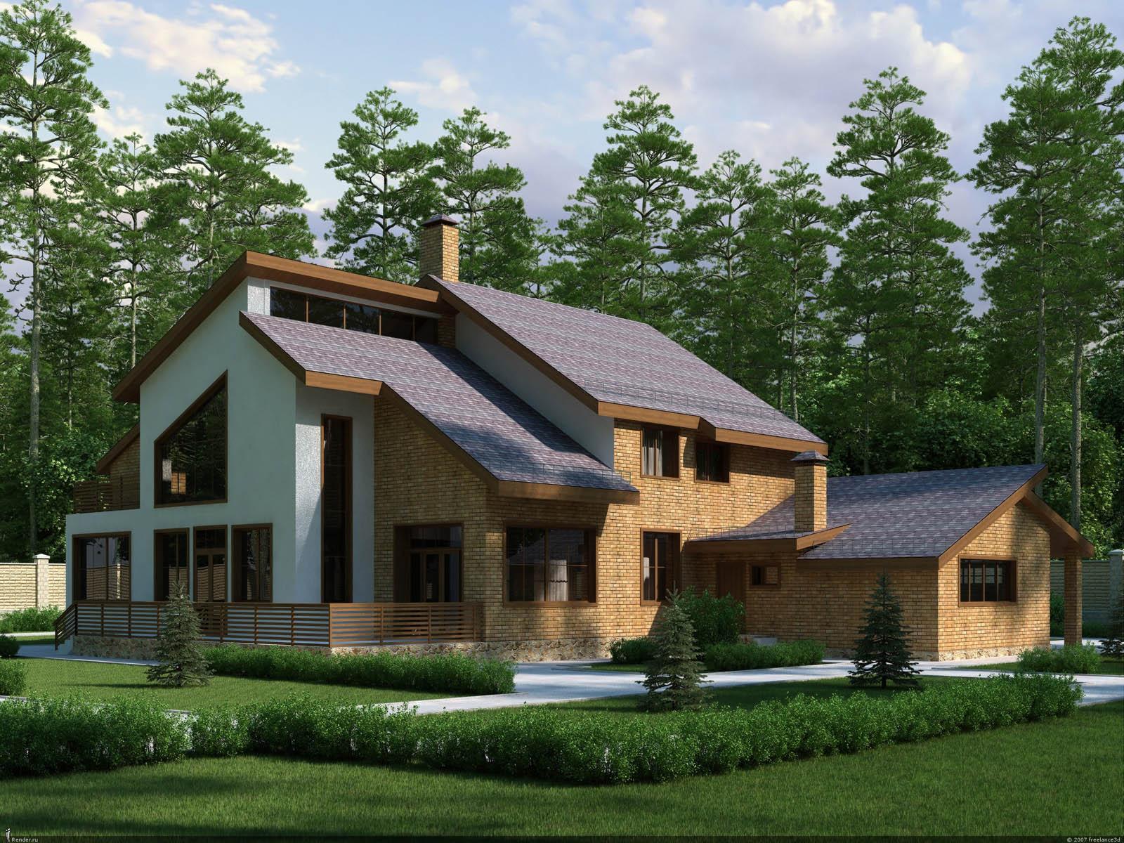 Дизайны проекты домов фото