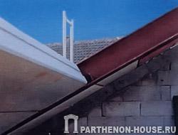 Строительство монолитной крыши