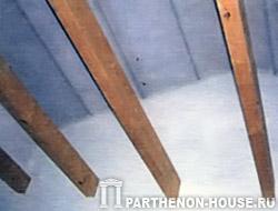 Монолитная крыша