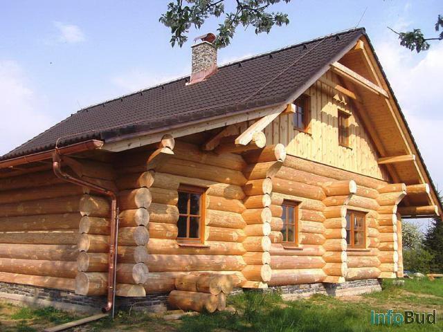 Деревянные дома ручной сборки
