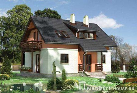 дома, стоимость кирпичного дома